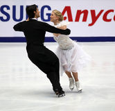 Kaitlyn Weaver & Andrew Poje (CAN) Stock Image