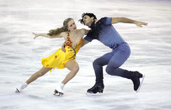 Kaitlyn Weaver and Andrew Poje of Canada Stock Photography