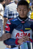 Kaito Toba. Moto3. Asia Talent Team. Stock Image