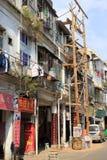 Kaiyuan street in amoy city Stock Photo