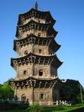 Kaiyuan tempel i Quanzhou Royaltyfri Bild