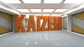 Kaizen interior Stock Photos