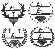 kajak Obraz Royalty Free
