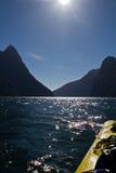 Kajak-Abenteuer lizenzfreies stockbild