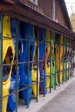 kajak sklepu Zdjęcie Royalty Free