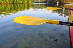 Kajaka Paddle Zdjęcie Royalty Free