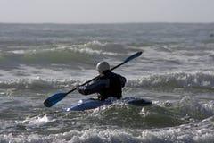 kajaki Portugal oceanu atlantyckiego Obrazy Stock