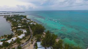 Kajman wyspy Rumowy punkt zdjęcie royalty free