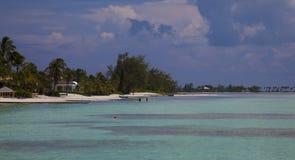 kajmanu wysp punktu rum Zdjęcia Royalty Free