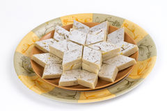 KAJU KETLI SWEETS Royalty Free Stock Images