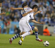 Kaka of Real Madrid Royalty Free Stock Photos