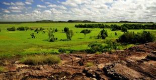 Kakadu nationaal park Royalty-vrije Stock Afbeelding