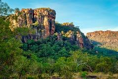 Kakadu Nationaal Park (Noordelijk Grondgebied Australië) stock afbeelding