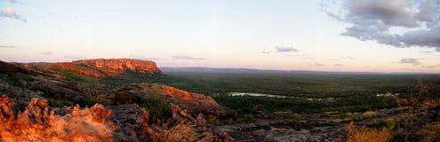 Kakadu National Park. Panorama of Kakadu National Park Northern Territory Australia Royalty Free Stock Photography