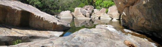 Kakadu NP oscila piscinas Imagen de archivo libre de regalías