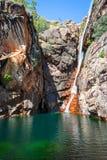 Kakadu park narodowy, siklawa obrazy royalty free