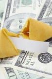 kakaförmögenhetpengar Royaltyfri Fotografi