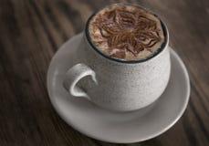 kakao gorący Obraz Royalty Free