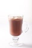 Kakao mit Eibischen Lizenzfreies Stockfoto
