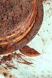 Kakao och kakor Royaltyfri Fotografi