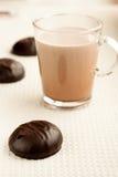 Kakao und Eibisch Lizenzfreies Stockfoto