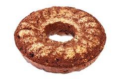 Kakaokuchen mit flüssiger Schokolade Lizenzfreie Stockfotografie