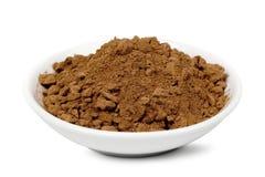 Kakaopulver Lizenzfreie Stockbilder