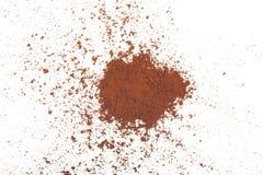 Kakaopulver Royaltyfri Foto