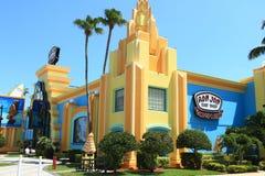 Kakaostrand - Ron Jon Surf Shop royaltyfria foton