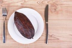 Kakaowa owoc Zdjęcie Stock