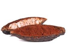 Kakaowa owoc Fotografia Royalty Free