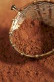 kakaowy proszek Obraz Royalty Free
