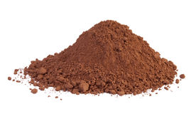 Kakaowy proszek Zdjęcie Stock