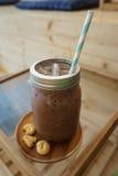 Kakaozeitliebhaber Lizenzfreies Stockbild