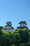 Kakegawa城堡 免版税图库摄影