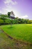 Kakegawa城堡 免版税库存照片