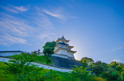 Kakegawa castle Stock Images