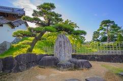 Kakegawa castle Royalty Free Stock Images