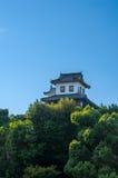Kakegawa slott arkivbilder