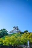 Kakegawa slott arkivbild