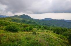 Kakheti. The hills Of Kakheti. Georgia stock image