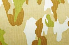 Kaki camouflageachtergrond Royalty-vrije Stock Foto's