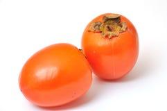 Kaki fruits Stock Photos