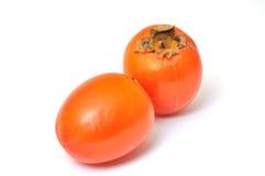 Kaki fruits Stock Image