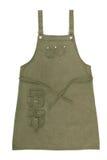 Kaki kleding Stock Foto