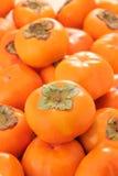 Kaki Persimmon Royalty Free Stock Photo