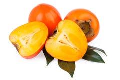 Kaki Persimmon Fruit Royalty Free Stock Photo