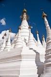 Kakku, Myanmar royalty free stock image
