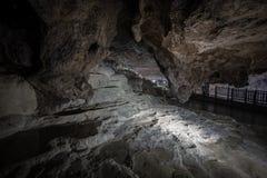 Kaklık cave denizli Stock Image