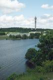 Kaknas tower Stock Images